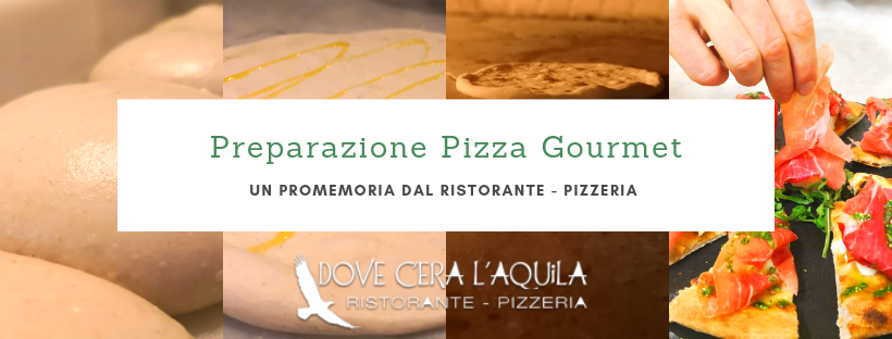 Vuoi conoscere i segreti della nostra Pizza Gourmet? Te li sveliamo!