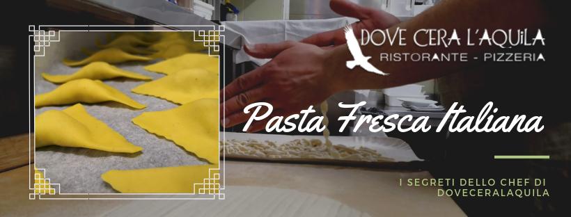 Pasta fresca romagnola: ingredienti, preparazione e la ricetta segreta del nostro Chef